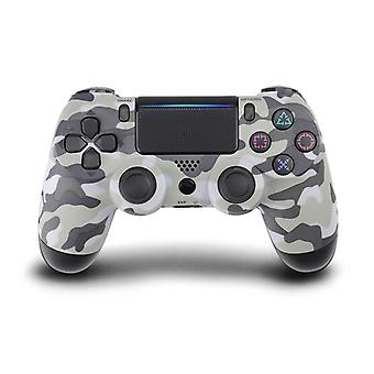 DualShock Bluetooth Wireless PS4 Controller Grey Camouflage