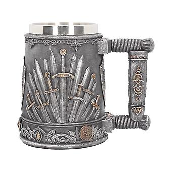 Nemesis Now Sword Of The King Tankard