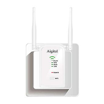 Aigital 300m wifi long range extender router broadband booster hotspot wireless access point ap repe