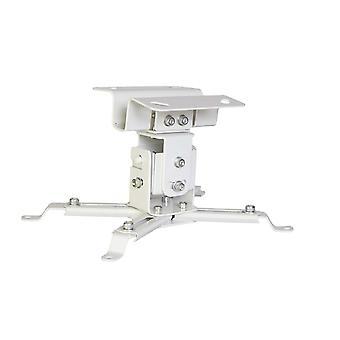 Luxburg uniwersalny zestaw uchwytu montażowego projektora aluminiowego sufitu mieści 15kg 30 stopni biały 00-00