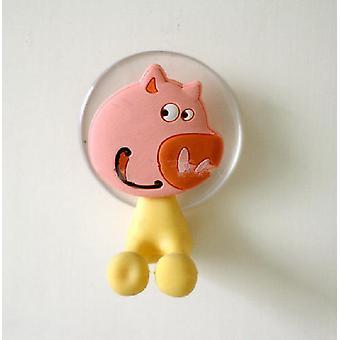 Mini Krásné domácí zvíře typu zubní kartáček držák