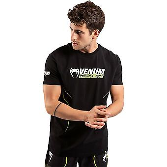 Venum Training Camp 3.0 T-Shirt Noir/Neo Jaune