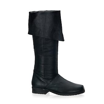 Funtasma Bekleidung & Accessoires > Kostüme & Accessoires > Kostüm Stiefel > Herren MAVERICK-8812 Blk Leder (P)