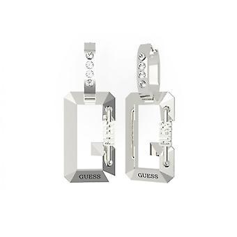 G SNAP Gjett smykker - Øredobber;Ører rhodi G stål og Swarovski krystaller