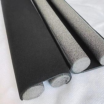 Flexible Door Bottom Sealing Strip Guard Sealer Stopper Dust Blocker Protector