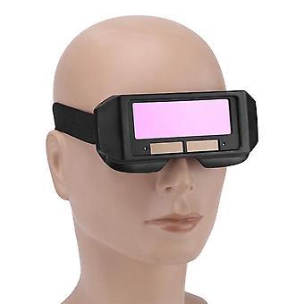 Solar Automatic Darkening Welding Helmet (zwart)