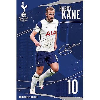 Tottenham Hotspur FC Harry Kane Poster