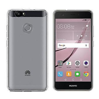 Colorfone Huawei Nova Shell (Transparente)
