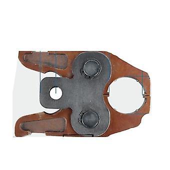 Mâchoires universelles pour pex pipe appuyant sur des outils de sertissage