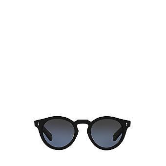 أوليفر الشعوب OV5450SU النظارات الشمسية الذكور الأسود
