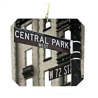 Central Park Ave Ornament #s992