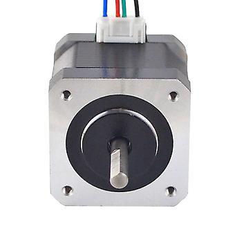 5pcs Nema 17 Stepper Motor 1.5a  42 Motor 39mm 12v 1m Cable 4-lead