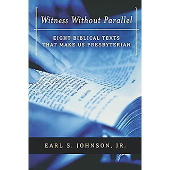 شاهد بدون نظير - ثمانية نصوص كتابية تجعلنا مشيخة