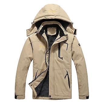 Ski Jacket Trekking Women Thermal Coat