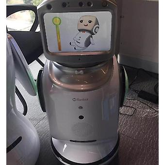 Smart Commercial House Security Robot Programm Dialog Voice Video Chat