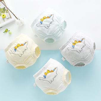 Mutandine in cotone morbido per bambini, slip femminili per biancheria intima