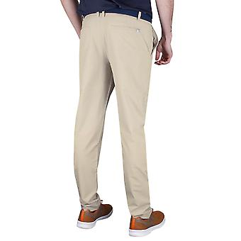 Footjoy Mens Performance Tapered  Slim Fit Stretch Golf Trousers