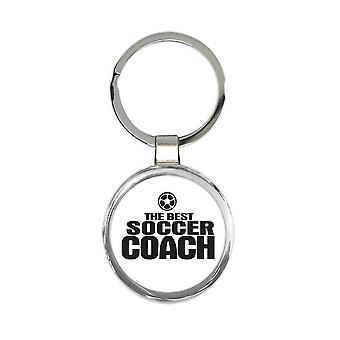 Geschenk Schlüsselanhänger: Die besten SOCCER Coach Sport