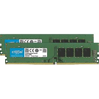 Wokex RAM CT2K8G4DFRA266 16GB (2x8GB) DDR4 2666 MHz CL19 Desktop-Speicher-Kit