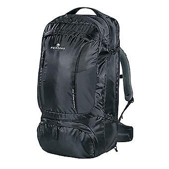 Ferrino Mayapan Suitcase Backpack, Black, 70