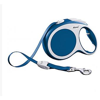 Flexi Correa Vario Cinta Extensible Azul (Dogs , Collars, Leads and Harnesses , Leads)