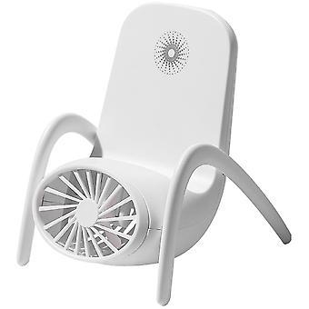 Creative chair shape usb mini desktop desktop fan