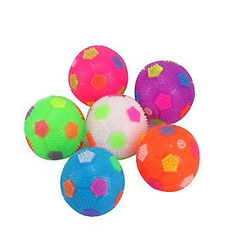 10 In Light Up  Soccer Ball 12 Pack, Kid's Toy