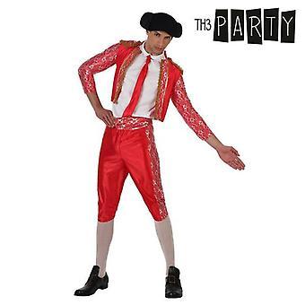 Kostym för vuxna Manlig tjurfäktare