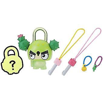 Lock Stars Series 1 - Green Cactus Figure