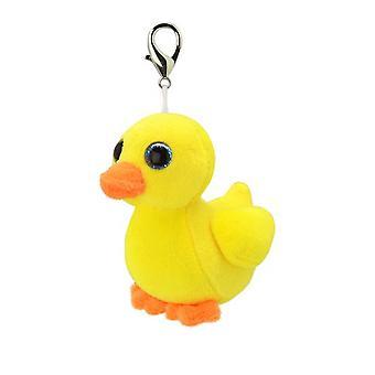 Orbys Duck Plush 8cm Keyring