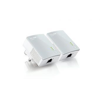 TP-Link TL-PA4010KIT V1.20 AV600 Nano Powerline Adapter Starter Kit Nederland Stekker