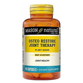 Mason Osteo Restore Joint Therapy, 60 Caps