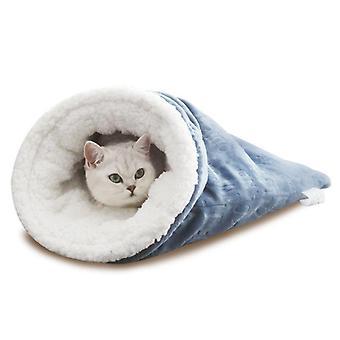 Cat nest christmas plus soft nest cat sleeping bag cat nest cat supplies pet four seasons universal cat mat
