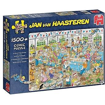 Jumbo Jan van Haasteren The Clash of the Bakers Jigsaw - 1500 Jigsaw
