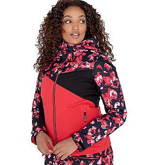 Dare 2b Womens beslutsam vattentät ventilerande skidrock