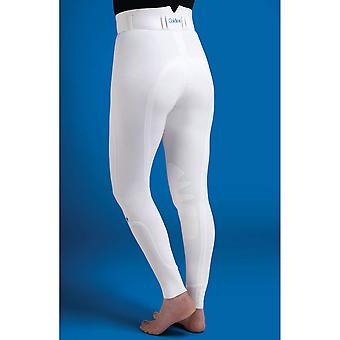 Caldene Womens/Ladies TEX Hartpury High Waist Suede Knee Breeches