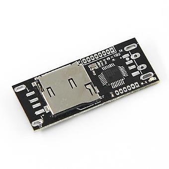 Sem versão USB: Keylogger Wifi com slot Micro Sd