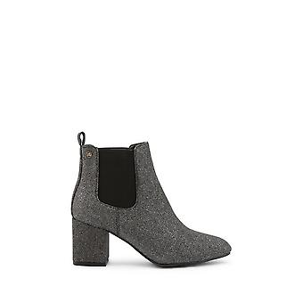 Roccobarocco - Sapatos - Botas de tornozelo - RBSC1LH02GLISTD-PELTRO - Mulheres - Prata - EU 37