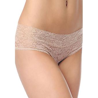 Triumph Brief Lace Hipster Brief Nude Beige (00NZ) Size Small
