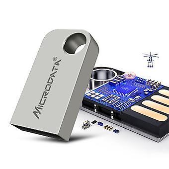 Top Qualität USB-Flash-Laufwerk Pen Drive 4gb 8gb 16gb 32gb 64gb Wasserdichte Metall Key Pendrive Karte Memory Stick Laufwerke U Disk