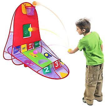 Copiiăs Jucărie Cort Educativ Copii Joaca Cort Portabil Interior Jocuri Jocuri Jucării