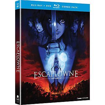 Escaflowne: Movie [Blu-ray] USA tuonti