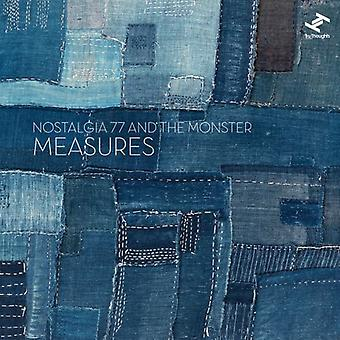 Nostalgia 77 and the - Measures [CD] USA import