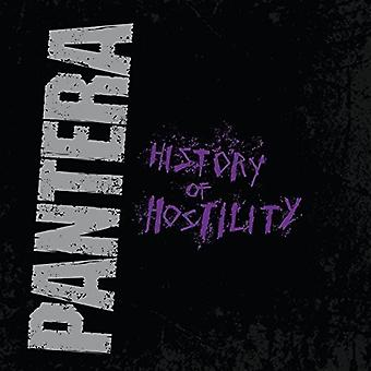 Pantera - History of Hostility [Vinyl] USA import