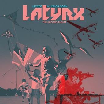 Latyrx - Second Album [CD] USA import
