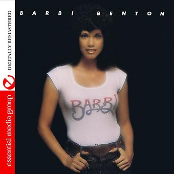 Barbi Benton - Barbi Benton [CD] USA tuonti