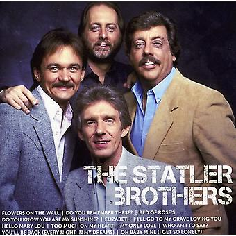 Statler Brothers - Icon [CD] USA import