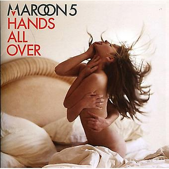 Maroon 5 - Hands All Over [CD] USA import