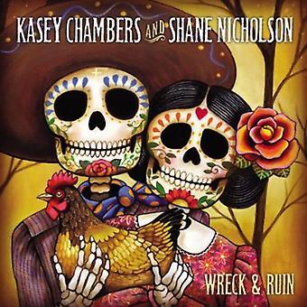 Kasey Chambers & Shane Nicholson - Wreck & Ruin [CD] USA import
