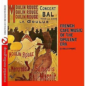 La Belle Epoque Ensemble - Frans Caft muziek van de weelderige tijdperk [CD] USA import